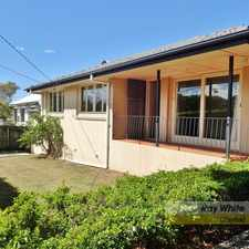 Rental info for SPACIOUS FAMILY HOME in the Brisbane area