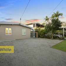 Rental info for RENOVATED BEACH HOUSE - WALK TO WATER! in the Brisbane area