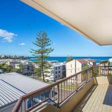 Rental info for 180 Degree Uninterrupted Ocean Views in the Caloundra area