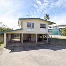 Rental info for :: CLOSE TO CBD WITH HUGE BACKYARD! in the Gladstone Central area