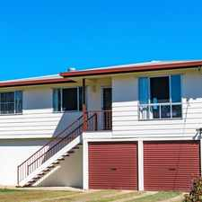 Rental info for Close to Schools, shops and more in the Rockhampton area