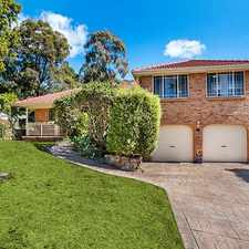 Rental info for Fantastic 4 Bedroom Family Home with Lake Views in the Wollongong area