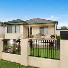 Rental info for Family home - Close to Port Kembla beach!! in the Warrawong area