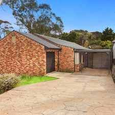 Rental info for Great Family Home in the Kiama area