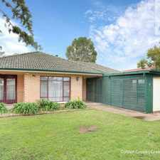 Rental info for Beautiful Family Home!! in the Adelaide area