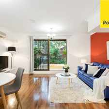 Rental info for Beautifully renovated Townhouse in Handy Location