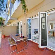 Rental info for Luxury entertainer with views over the harbour and Manly Cove Beach in the Fairlight area