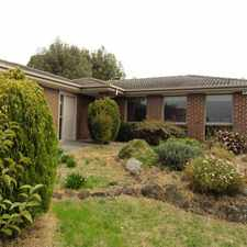 Rental info for GREAT LOCATION in the Narre Warren South area