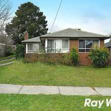 Rental info for Look No Further! in the Wantirna South area