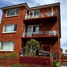 Rental info for SUPERB RENOVATED 3 BEDROOM APARTMENT IN PERFECT LOCATION!!! in the Maroubra area