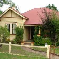 Rental info for Close to Town in the Armidale area
