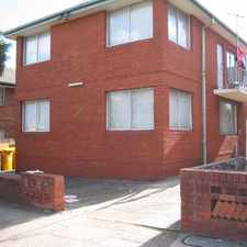 Rental info for Conveniently located in the Marrickville area