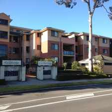 Rental info for SPACIOUS 2 BEDROOM APARTMENT IN CASTLE HILL