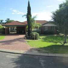 Rental info for Close to Primary School in the Meadow Springs area