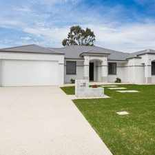 Rental info for BEAUTIFUL NEW HOME FIT FOR A FAMILY! in the Karrinyup area