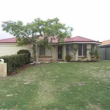 Rental info for LOVELY FAMILY HOME IN IDEAL LOCATION