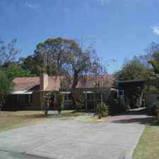 Rental info for 4x2 Family Friendly in the Melville area