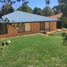 Rental info for Great sized 4x2 Settlers Hills Home with LARGE SHED/WORKSHOP.