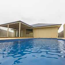 Rental info for Make a SPLASH,in this stunning 4x2 with study, freshly painted home and below ground pool