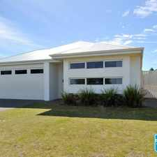 Rental info for CENTRALLY LOCATED HOME in the Baldivis area