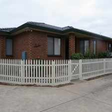 Rental info for EXTRA LARGE AND WELL PRESENTED VILLA