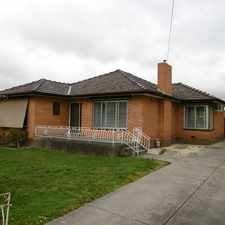 Rental info for Big 3 Bedroom House perfectly located close to everything! in the Melbourne area