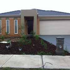 Rental info for Spacious Family Home! in the Craigieburn area
