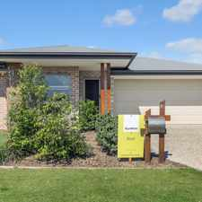 Rental info for Position perfect - the ideal family home. in the Yatala area