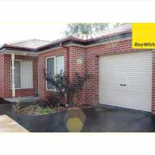 Rental info for You're Graceland in the Melbourne area