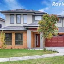 Rental info for FANTASTIC HOME & GARDENING INCLUDED in the Melbourne area