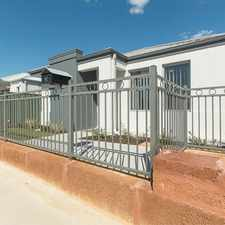 Rental info for BRAND NEW HOME - GREAT LOCATION - LOW MAINTENANCE - DUCTED AIRCON in the Seville Grove area
