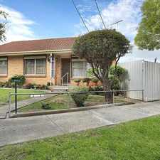 Rental info for When Location Matters in the Heart of Laverton