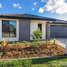 Rental info for As new home in the sort after Stone Ridge Estate. in the Burpengary area