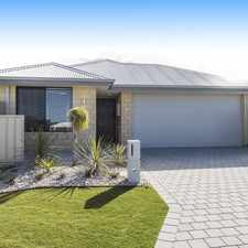 Rental info for Brand New Home with Easy Care Garden