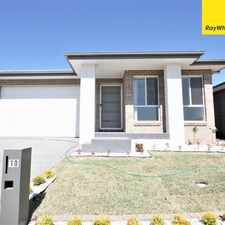 Rental info for Brand New 4 Bedder With Lots Of Features