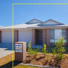 Rental info for BRAND NEW DUPLEX!! in the Gold Coast area