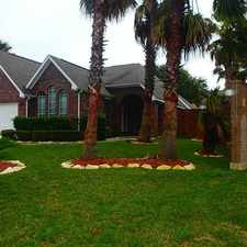 Rental info for 10002 Elm Meadow Trail in the Houston area
