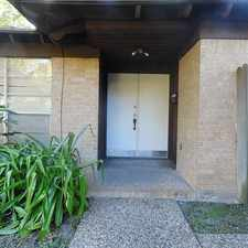 Rental info for 5821 Dolores Street in the Houston area