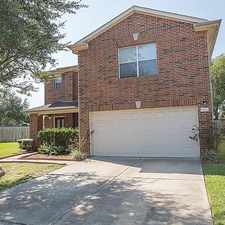 Rental info for 9322 Windswept Grove Drive in the Houston area
