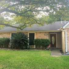Rental info for 2759 Sicklepod Drive in the Houston area