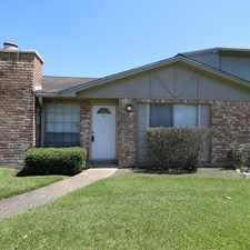 Rental info for 12861 High Star Drive in the Houston area