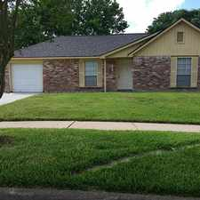 Rental info for 12518 Gotham Drive in the Houston area