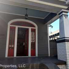 Rental info for 634-36 Poland in the New Orleans area