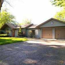 Rental info for Nicely Renovated Orland Park Range House