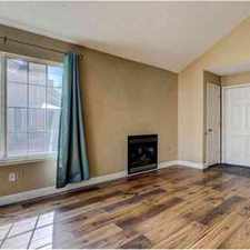 Rental info for 888 South Reed Court H Lakewood Two BR, Charming Condo near Bel