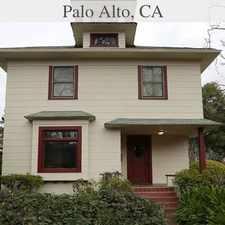 Rental info for Save Money With Your New Home - Palo Alto. Will... in the Professorville area