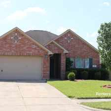 Rental info for 1019 N. Teal Estates Drive in the 77545 area