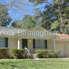Rental info for Awesome 4th bedroom! in the Birmingham area
