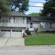 Rental info for Come home and relax in this amazing 3 bedroom, 1.5 bathroom home in Kansas1 City! in the Western Hills area