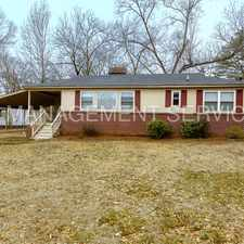 Rental info for 716 Robison Drive in the Birmingham area